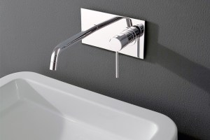 CONTI+ Pur Wall Mixer Tap   Cloakroom Solutions