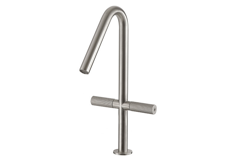 Sense 22 Two Lever Mixer Tap 340mm | Cloakroom Solutions