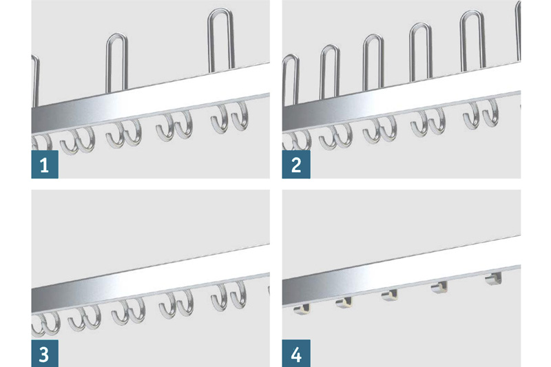 WG55S Dimensions | Cloakroom Solutions