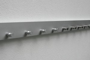 R.6522 Coat Rail | Cloakroom Solutions