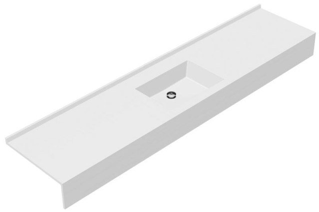 CONTI+ Cubo 500 Washbasin   Cloakroom Solutions