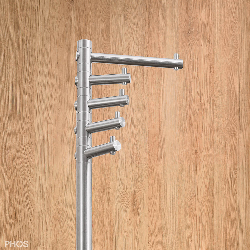 Phos T1 GHE130 & GHE65 Alternative Hooks | Cloakroom Solutions