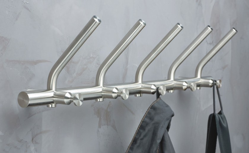 PHOS HLS5H Hook Rail | Cloakroom Solutions