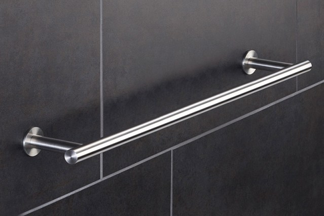 PHOS HS18-600T Towel Rail | Cloakroom Solutions