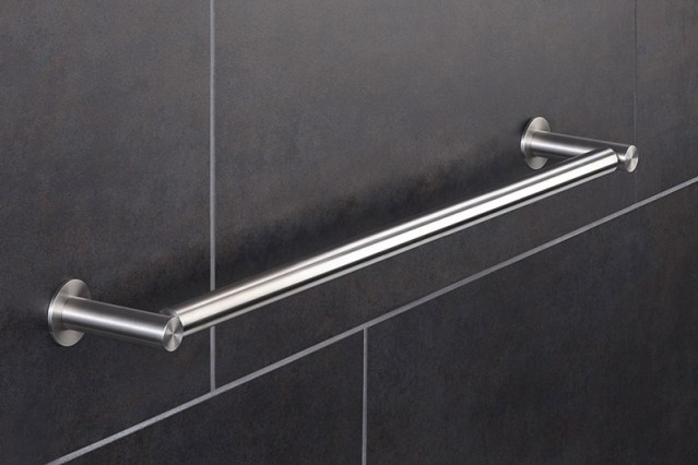 PHOS HS20-80E600V Towel Rail | Cloakroom Solutions