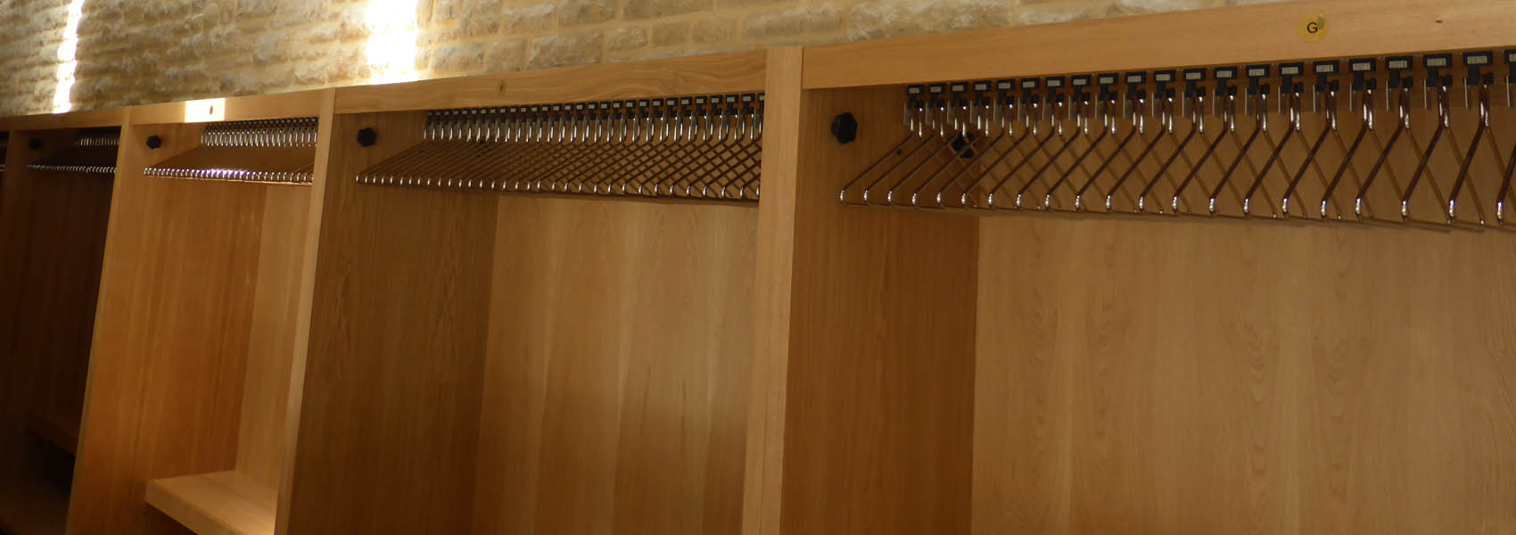 The Guildhall Cloakroom | Cloakroom Solutions