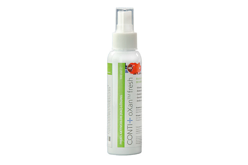 CONTI+ oXan Fresh 100ml Spray | Cloakroom Solutions