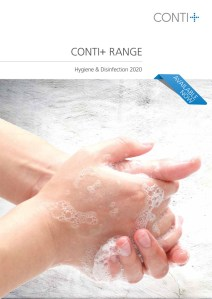 CONTI+ Range hygiene and disinfection | Cloakroom Solutions