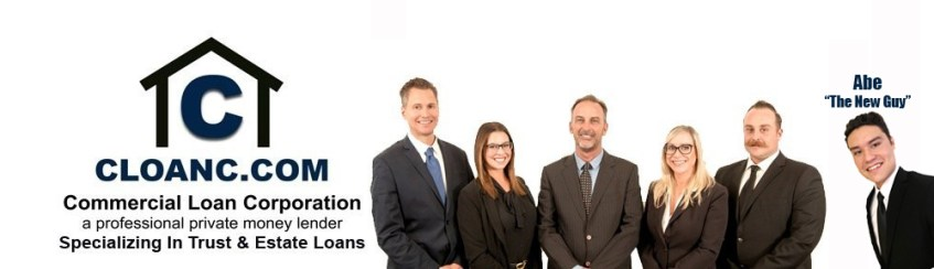 Commercial Loan Corporation Trust and Estate Loans