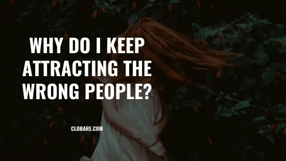 Woman with red hair asks-- why do I keep attracting the wrong people?