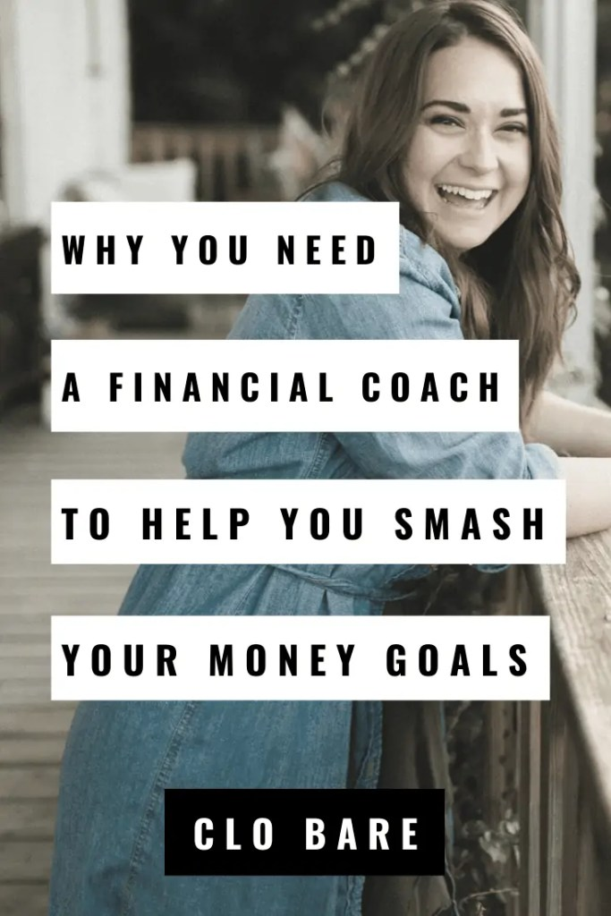 why you need a financial coach