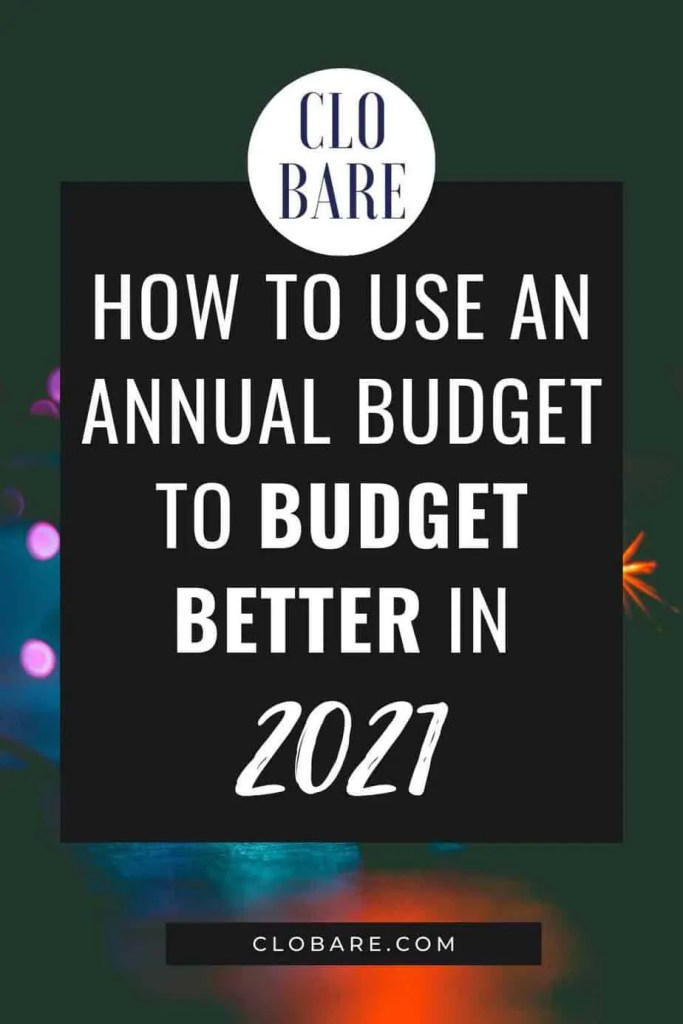 2021 budget help