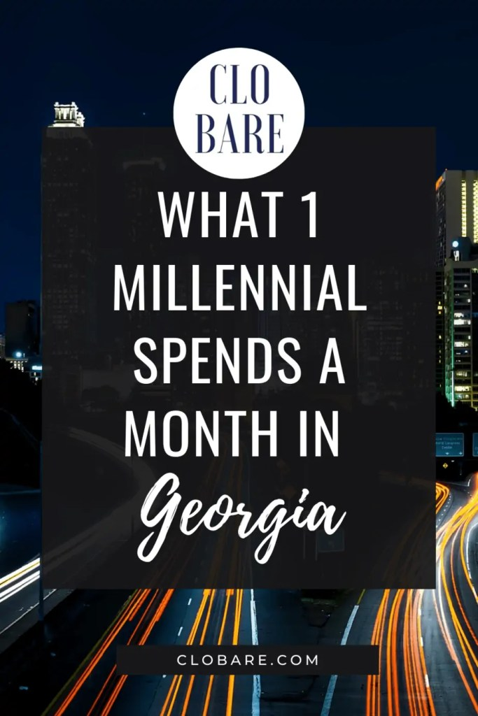 What 1 Millennial Spends a Month in Georgia