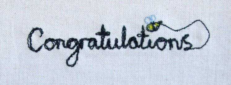 11 congratulations design