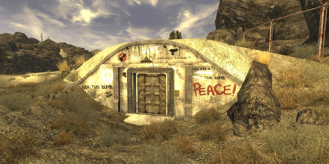 doomsday bunker