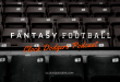 week 9 fantasy football