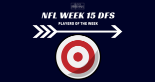 nfl week 15 dfs