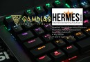 GAMDIAS HERMES 7 Color Mechanical Gaming Keyboard Review