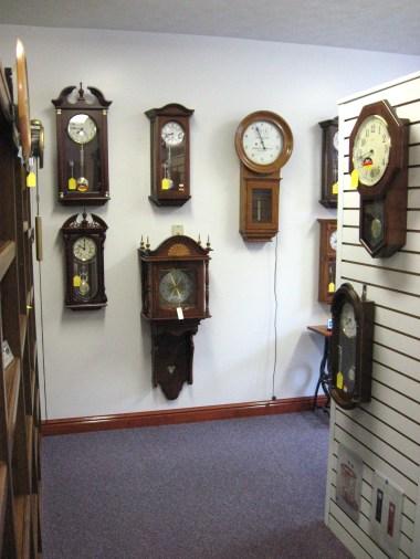 Hermle clocks for sale