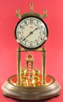 DeBruce 400 day clock, before repair