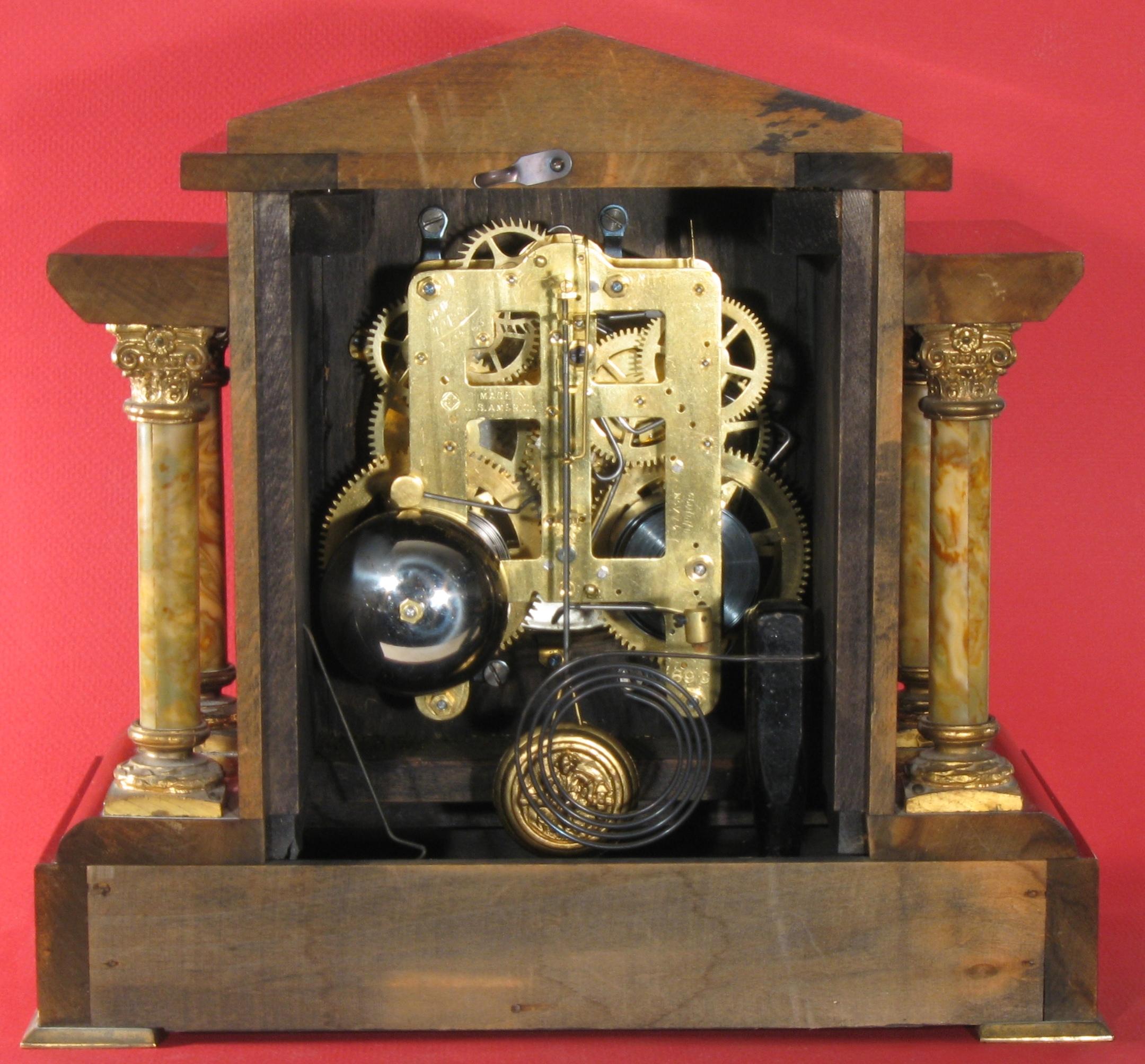 Datování seth thomas adamantine mantel clock