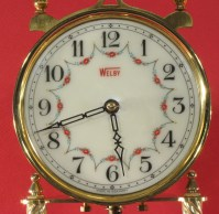 The Welby dial