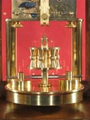 The disc pendulum