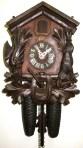 Hunting cuckoo clock