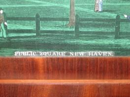 """""""Public Square, New Haven"""""""
