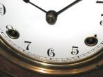 Manufactured by Waterbury Clock Co., U.S.A.q