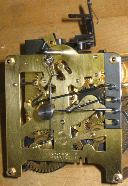 Schatz cuckoo clock movement