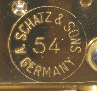 The back plate has 54 instead of 49! (54 is used on the 1000 day clock)