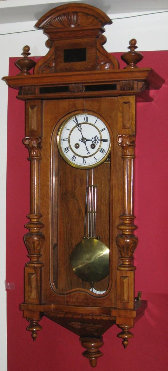 Schlenker & Kienzle German Time and Strike Wall Clock