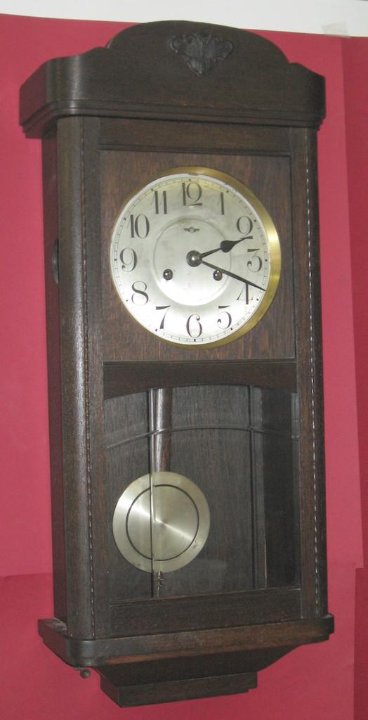 Kienzle German Box Clock Clockinfo Com
