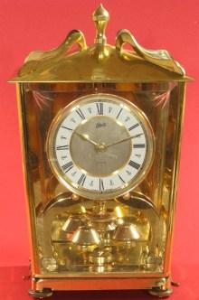 Schatz London Coach 400 day clock made in 1972
