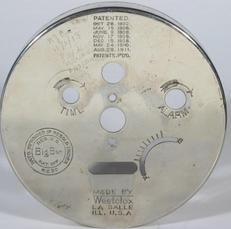 Made by Westclox, La Salle, Ill. U.S.A
