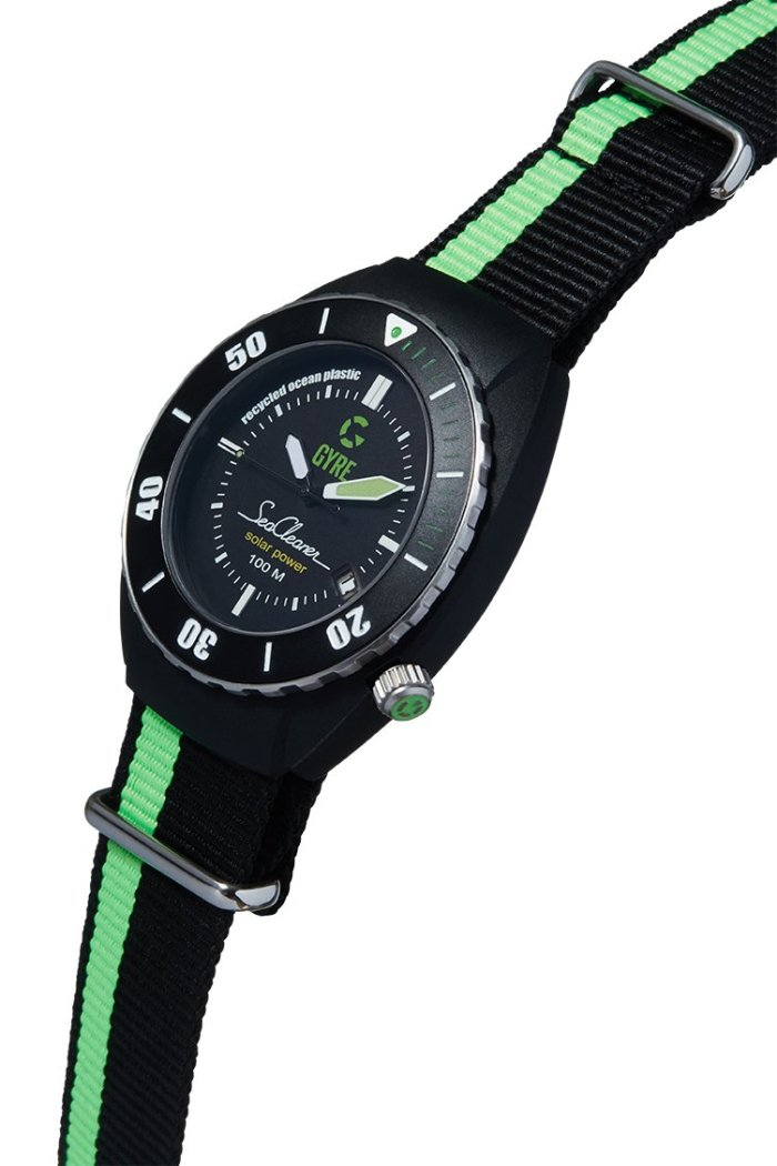 gyre seacleaner green