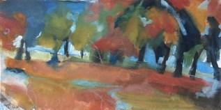 Study of Autumn 1 - Ruskin Park