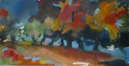 Study of Autumn 2 - Ruskin Park