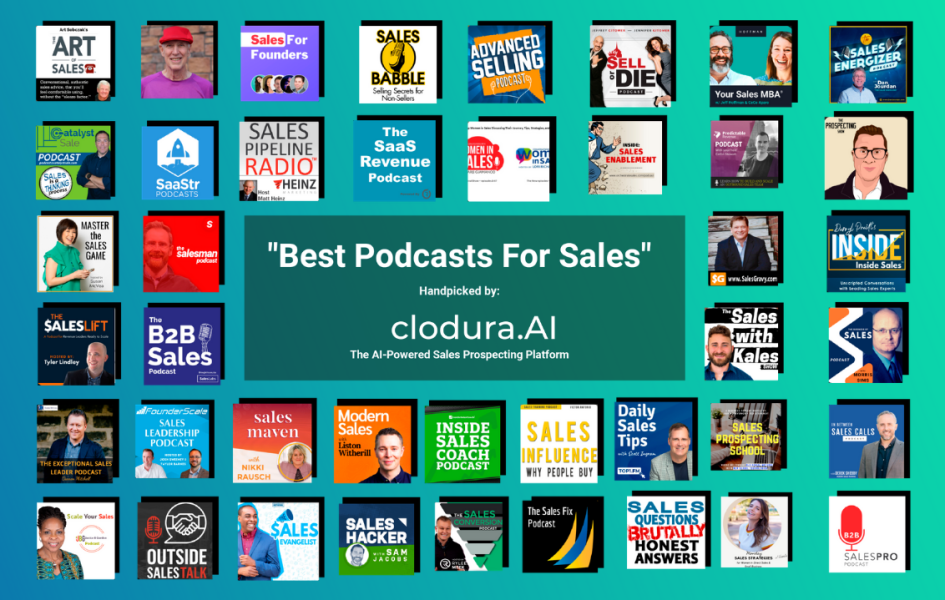 42 Best Podcasts for Sales Every Sales Professional Must Listen To Right Now (in 2021)