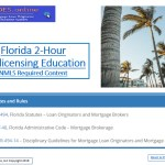 2 Hour FLORIDA SAFE NMLS PE ID#10384 Mortgage Loan Originator