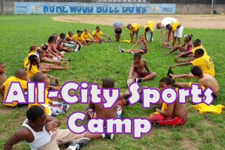 What are you doing in August 2015? Let's launch an All-City Sports Camp.