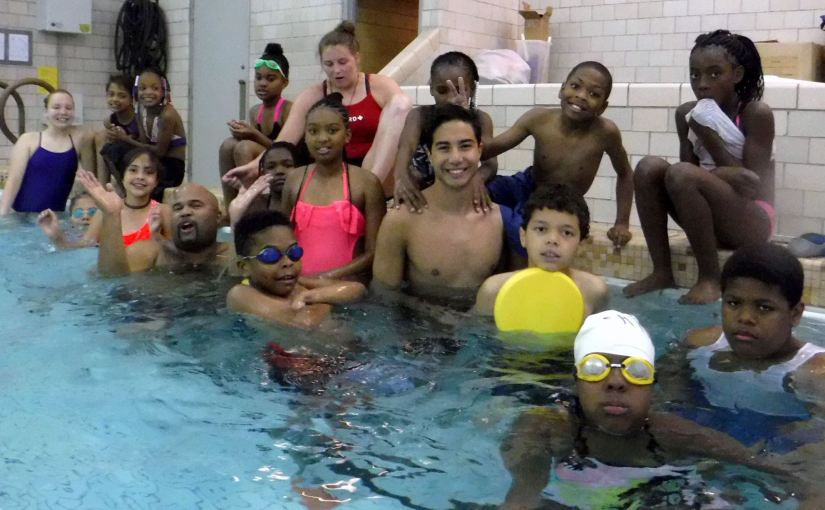 Update and message home from Tan, coach with PPS Summer Dreamers Swim & Water Polo