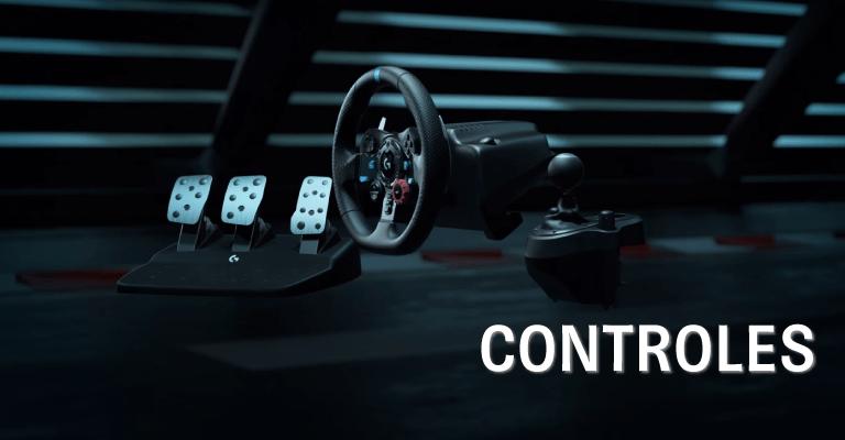 Controles Joystick Timon Logitech - Clones y Periféricos
