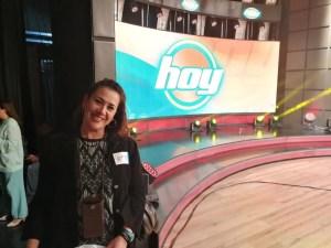 Elisa Calderón – Hoy  Televisa – Clonitos