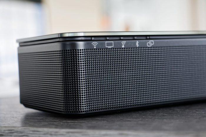 Voyants Bose SoundTouch 300