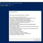 Windows Server - Version d'évaluation vers Standard