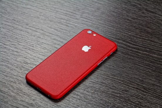 iPhone 6S Rouge