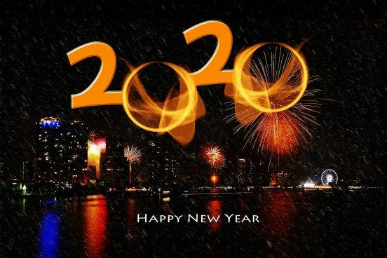 Bonne Année 2020