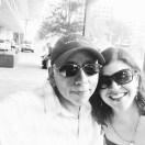 Mike's birthday, downtown Austin